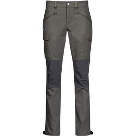 Bergans Nordmarka Hybrid Pants Women green mud/solid dark grey